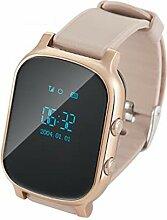 G&HR Intelligente Handy-Uhr,Touchscreen