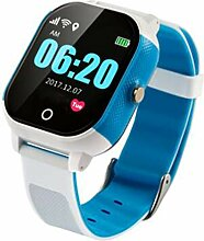 G&HR Intelligente Kinder-Handy-Uhr,Touchscreen