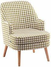 G-Y Faules Sofa, Nordic Stoff Freizeit Einzel Sofa