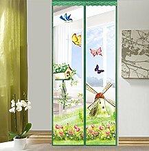 G&Y Magnet fliegengitter Tür mit Schwerer