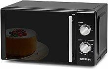 G3Ferrari g10109Allblack Backofen Mikrowelle