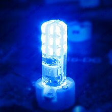 G4 LED Lampe (SMD) Spot - Silikonüberzogen, kein
