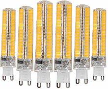 G9 LED Doppelnadel aus Silikon 5730 SMD 136LED