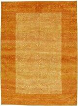 Gabbeh Design Teppich Orientalischer Teppich 205x152 cm Handgeknüpft Designer