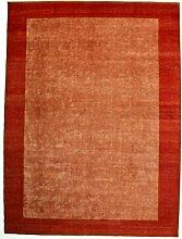 Gabbeh Design Teppich Orientteppich 336x252 cm Handgeknüpft Designer