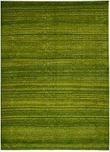 Gabbeh Design Teppich Orientteppich 351x253 cm Handgeknüpft Designer
