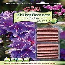 Gabi Blühpflanzen Düngestäbchen mit Guano,