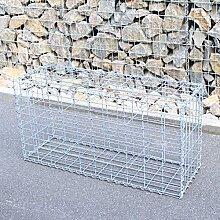 Gabione 100x50x30 cm Steingabione Steinkorb