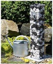 Gabionen-Wasserzapfsäule 90 cm