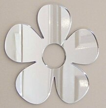 Gänseblümchen-Spiegel, 10 x 5 x 5 cm