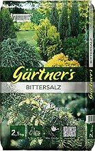 Gärtner's Bittersalz 2,5 kg