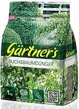 Gärtner's Buchsbaum Dünger 1 kg I