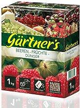 Gärtner's NPK Dünger für Beeren und