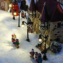 Gärtner Pötschke Miniatur-Weihnachtsdorf