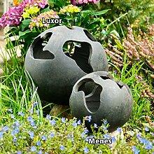 Gärtner Pötschke Terracotta-Dekokugel Menes, 22