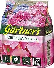 Gärtner´s Hortensiendünger, NPK 8+3+5 (+2)