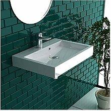 Gäste WC Waschbecken Hängewaschbecken