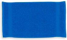 Gästehandtuch Senaida 17 Stories Farbe: Royalblau