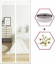 GAIBO Magnet Fliegengitter Tür für Wohnzimmer,