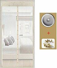 GAIBO Magnet Fliegengitter Tür mit Starke