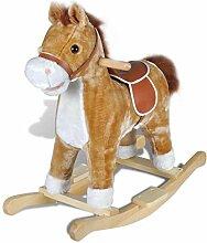 Galapara Schaukelpferd Kinder Schaukeltier Pferd
