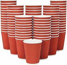 Galashield Einweg-Kaffeebecher, aus Papier, 340