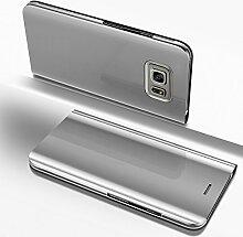 Galaxy S6 Edge Hülle,JAWSEU Handyhülle Samsung