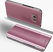 Galaxy S6 Hülle,Galaxy S6 Tasche,JAWSEU