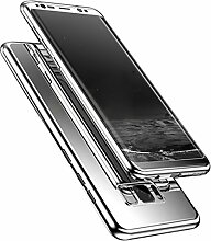 Galaxy S8 Hülle, Galaxy S8 Plus Case 360 Grad