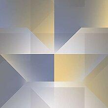 Galerie City Life Geometric Gelb