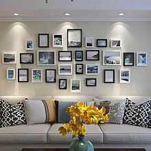 Galerie Fotowand, Fotorahmen Collage Display,