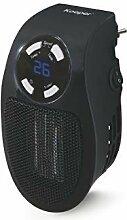 Galileo Casa 2191218 Pluggy Mini-Termo Ventilator