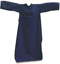 Galileo Casa Soft Decke mit Ärmeln und Tasche, Fleece, vielfarbig, Einzelbe