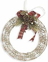 Galileo Casa Weihnachten Girlande mit 15LED,