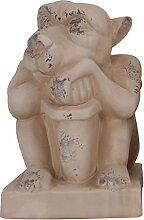 gallando Gartendeko Figur Gargoyle/Turmwächter