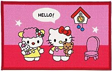 Galleria Farah1970 TD-14916-1-TEPPICH Disney Hello