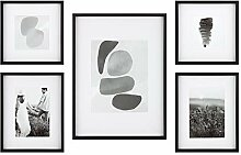 Gallery Perfect 5-teiliges dekorative Kunstdrucke