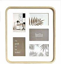 Gallery Solutions Bilderrahmen Collage mit