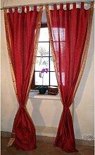 Gallion Gardinen-Set mit Schlaufen Bloomsbury