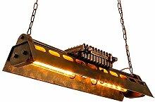 GaLon Vintage Industriell Eisen Kronleuchter