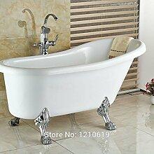 Galvanik Retro Wasserhahn neu Euro Stil Badewanne