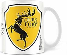 Game of Thrones - Baratheon Keramik Tasse in