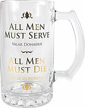 Game of Thrones Bierglas - Bierkrug Humpen