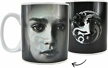 Game of Thrones Daenerys Targaryen Kaffeebecher