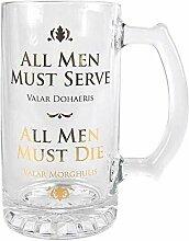 Game of Thrones Glaskrug - All Men