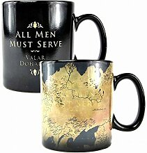 Game of Thrones - Keramik Thermoeffekt Tasse 400