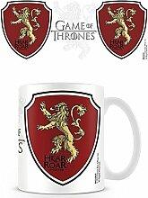 Game of Thrones Lannister Keramik Tasse in