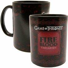 Game of Thrones SCMG24715 Tasse Hitze Farbwechsel,