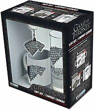 GAME OF THRONES - Set mit Glas 29cl