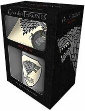 Game of Thrones Tasse und Untersetzer, offizielles